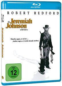 Jeremiah Johnson [Blu-ray/NEU/OVP] Robert Redford von Sydney Pollack