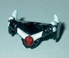 ARMOR Lego Ninjago Shoulder Breastplate/ White Spikes/ Skull Pattern NEW Wyplash