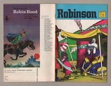 cgb ROBINSON Nr.197 * Helmut Nickel * Zorros Abenteuer * Z 2/2-3