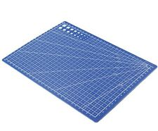 A4 Cutting Plate Mat Printed Line Grid Scale Knife Leather Paper Board Craft
