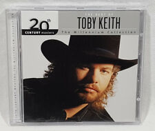 20th Century Masters: The Millennium Collection: Best of Toby Keith by Toby...