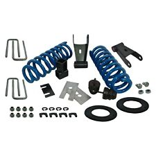 """For Ford F-150 2015-2016 Ground Force 1.5"""" x 2.5""""-3"""" Front & Rear Lowering Kit"""
