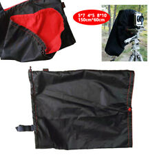 Dark Cloth Focusing Hood For Large Format 5×7 4×5 8×10 Camera Film Wrapping