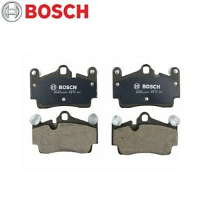 Fits Audi Q7 Porsche Cayenne VW Rear Disc Brake Pads Set Bosch QuietCast BP978