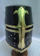 Medieval Greco Roman Centurion Armor Helmet Spartan Knights Armour Costumes