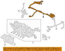 HONDA OEM Accord-Engine Control Module ECM PCU PCM Wiring Harness 1N0005K0A00