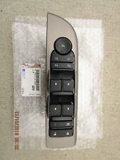 11 - 13 GMC SIERRA SLE SLT DENALI 4D CAB MASTER POWER WINDOW SWITCH NEW 20980433