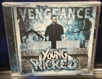 Young Wicked - Vengeance CD Axe Murder Boyz AMB twiztid insane clown posse icp