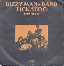 45 T SP DIZZY MAN's BAND *TICKATOO*