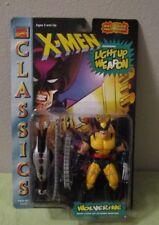 1996 Toy Biz Marvel Comics X-Men Wolverine With Light Up Plasma Weapon #43151