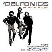 THE DELFONICS - Very Best Of - Greatest Hits Collection CD NEW