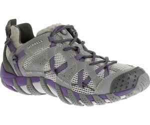 Merrell Waterpro Maipo Women Grey-Royal Lilac Multisport Shoes Water Shoes