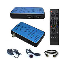 Mini Sat Receiver HD Kanal Astra Türksat Hotbird Sky HDMI Empfangsauge IR