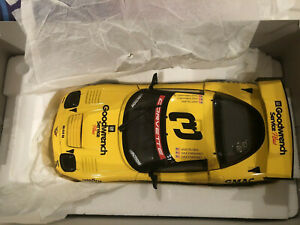 2001 C5-R CORVETTE 1:18-scale PRE RACE #3 Earnhardt/Pilgrim LTD ED ~ EXC Cond