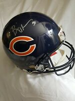 BRIAN URLACHER signed/autographed CHICAGO BEARS AUTHENTIC PROLINE Helmet