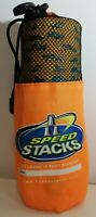 Official WSSA Speed Stacks 12 Orange Cups In Original Bag Excellent Condition