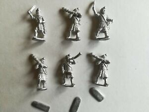 25mm 28mm Newline Designs Ancient Indian Command Group