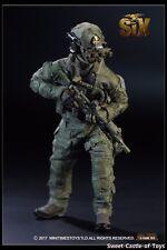 1/6 Mini Times Toys US Navy Seal Team Six Suit Ver. MT-M009 Minitimes Soldier