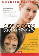 SLIDING DOORS (Gwyneth PALTROW John HANNAH & LYNCH Jeanne TRIPPLEHORN) DVD Reg 4