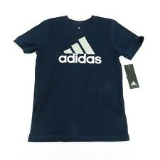 Adidas Climate Boys Blue Shirt Top 7X