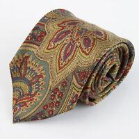 INCOGNITO 100% Seiden Krawatte Tie Cravate 25