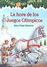 La casa del árbol # 16 La hora de los Juegos Olímpicos / Hour of the Olympics (