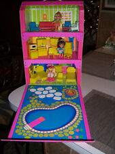 VTG COLLECTOR '60 3 Liddle Kiddles DOLLS 3-STORY HOUSE KIDDLE  Accessories PCS