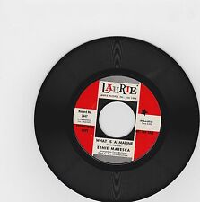 Ernie Maresca : What Is A Marine / The Night My Papa Died 45 Rpm Promo