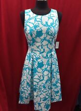 "NINE WEST DRESS/LENGTH 39""/COTTON/NEW WITH TAG/RETAIL$79/SIZE 12"