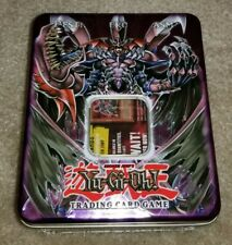 Yu-Gi-Oh! DESTINY HERO - PLASMA  (EMPTY) Tin Yugioh TCG Trading Cards Game