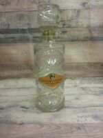 Vintage Old Grand-Dad Kentucky Straight Bourbon Whiskey Liquor Bottle