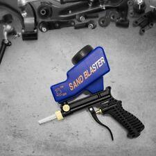 Gravity Feed Air Sandblasting Gun remove spot rust with free tip