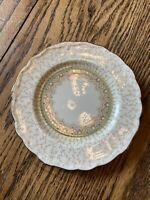 """Paragon By Appointment The Queen Fine China England Bread Plate Regency 6.75"""""""