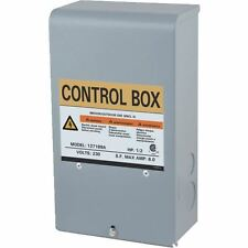 Star Water Systems 127189A 1/2 Hp 3 Wire Submersible Pump Control Box - New