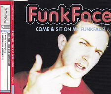 FUNK FACE Come & Sit On My Funkface CD Single