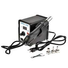 858D Hot Air Heat SMD Soldering LED Station Iron Solder Welding 110V/AC Stand US