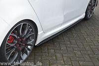 CUP Seitenschweller Schweller Schwert aus ABS für VW Passat B8 3G