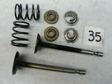 Briggs & Stratton Professional Ohv 7.75Hp Engine 111P02 Oem - Valves and Springs
