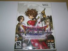 Dragon Quest Swords: Masked Queen and the Tower of Mirriors for Nintendo Wii NEW