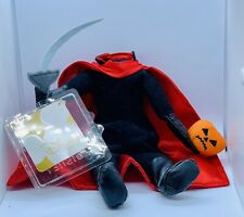 Nwt Disney Headless Horseman & Icabod Crane Mini Bean Bags
