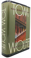 Tom Wolfe BONFIRE OF THE VANITIES  1st Edition 10th Printing
