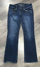 American Eagle Woman's Super Stretch Kick Boot Jeans Size 4