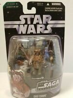 Star Wars Chief Chirpa Saga Collection #39 Figure Hasbro ROTJ Ewoks Episode VI