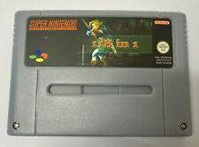 118 in 1 PAL Eu Version Multicart For Super Nintendo SNES