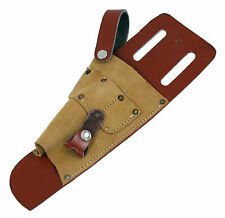 High Quality Leather Drill Holder - Belt Holster