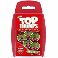 Top Trumps Arsenal FC 2017/18 Card Game