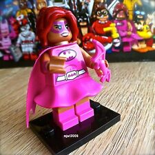 71017 THE LEGO BATMAN MOVIE Pink Power Batgirl #10 Minifigures SEALED Barbara