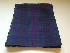 Spirit of Scotland Tartan Baby Kilt 0-3 m to 2-3y ( Waist & Length Sizes Shown)