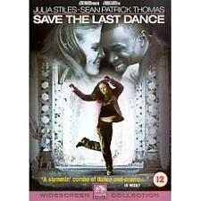 SAVE THE LAST DANCE Julia Stiles DVD R4