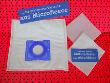 15 Staubbeutel+4 Filter geeignet für Progress Stuttgart PC 3720,PC 3727, PC 3726